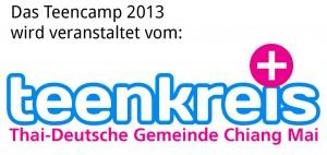 Veranstalter Teencamp 2013